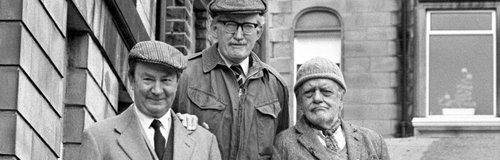 Peter Sallis Last Of The Summer Wine Cast