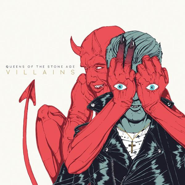Queens Of The Stone Age - Villains album artwork