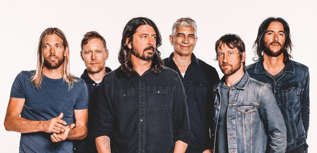 Watch Foo Fighters Open The Vault On Their New Album