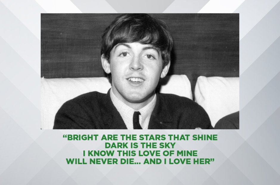 And I Love Her, 1964