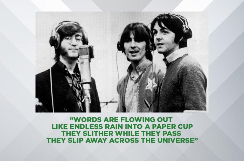 Across The Universe, 1968