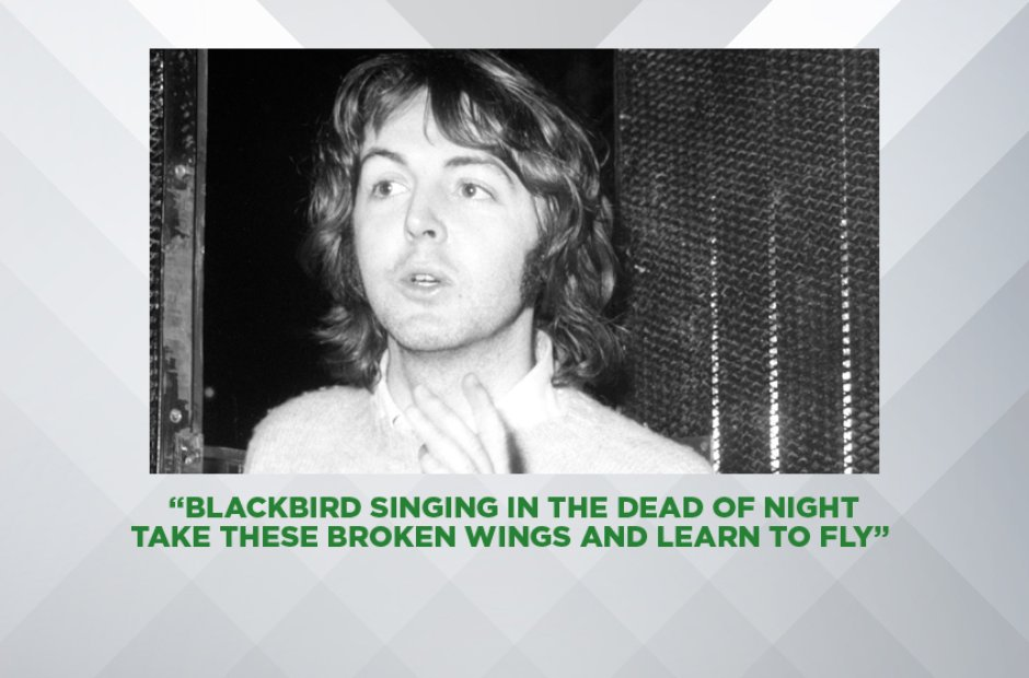 Blackbird, 1968