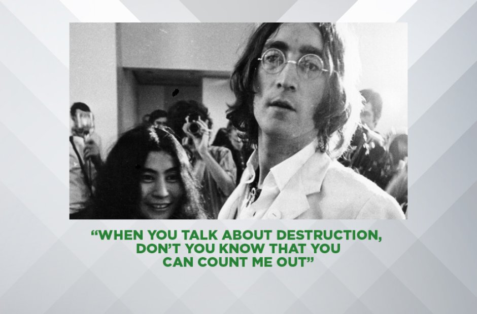 Revolution, 1968
