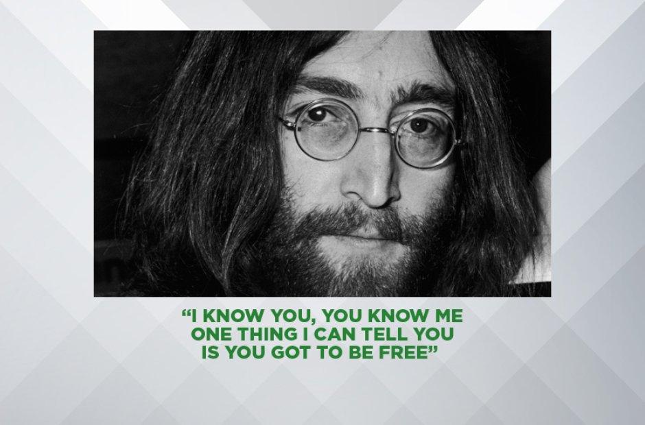The Best Lennon And McCartney Beatles Lyrics - Radio X