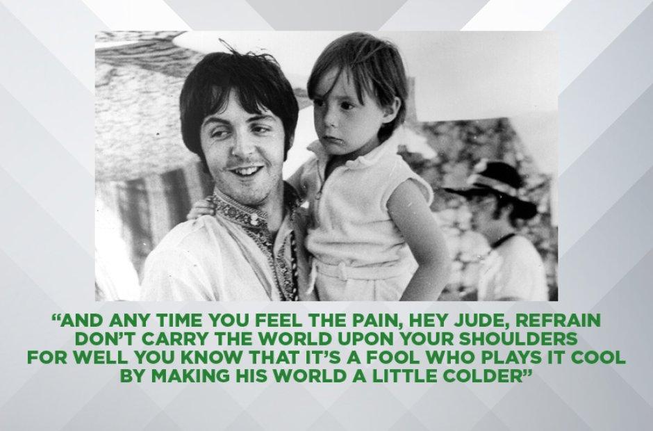 Hey Jude, 1968