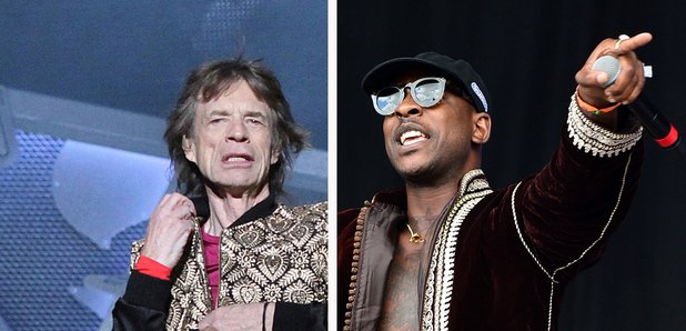 PHOTO: See Mick Jagger And Skepta In The Studio Together - Radio X