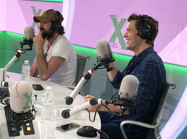 The Killers with Gordon Smart Radio X