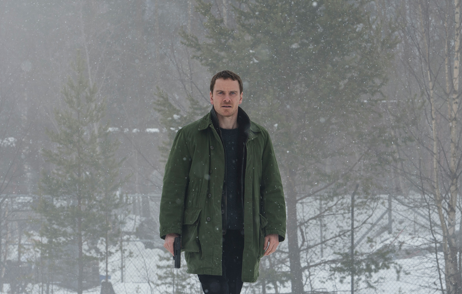The Snowman Michael Fassbender film