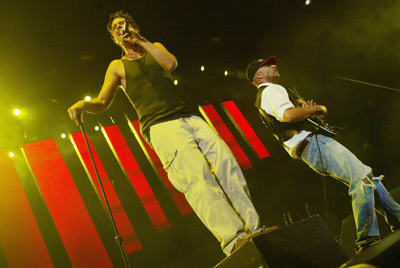 Audioslave 2005
