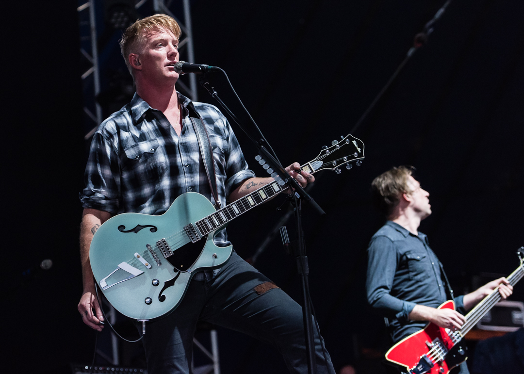 Queens Of The Stone Age Leeds Festival 2017