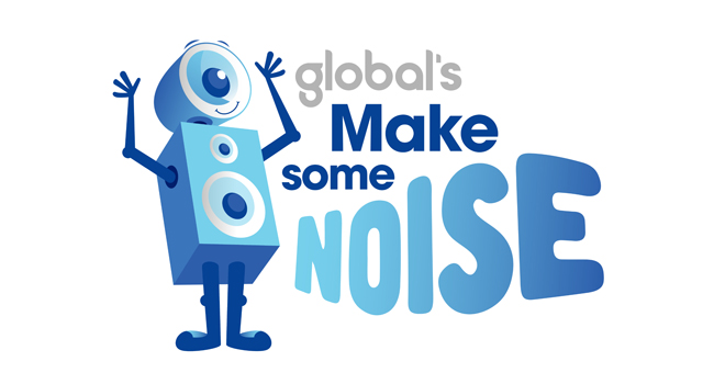Global's Make Some Noise Solus