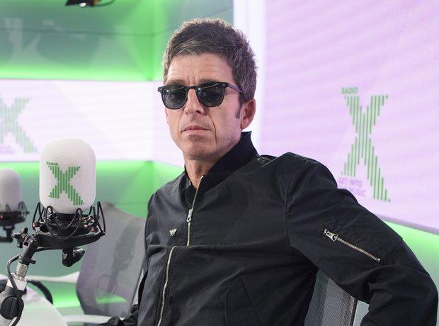 Noel Gallagher Radio X September 2017