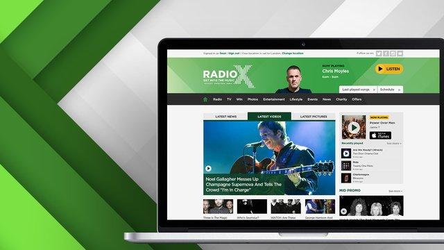 How To Listen To Radio X