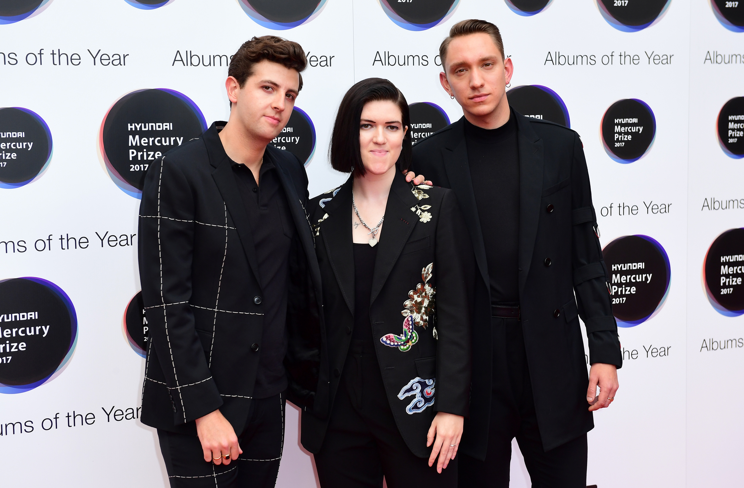 The xx Mercury Prize 2017