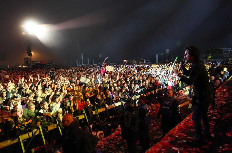 Green Day, Rock Am Ring, 2013