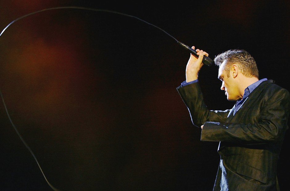 Morrissey, Move Festival, Manchester 2004