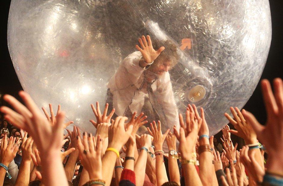The Flaming Lips - Falls Festival, Australia 2012
