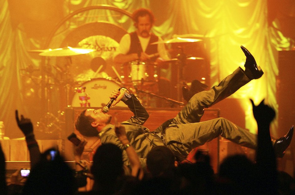 The Killers, New York, 2006
