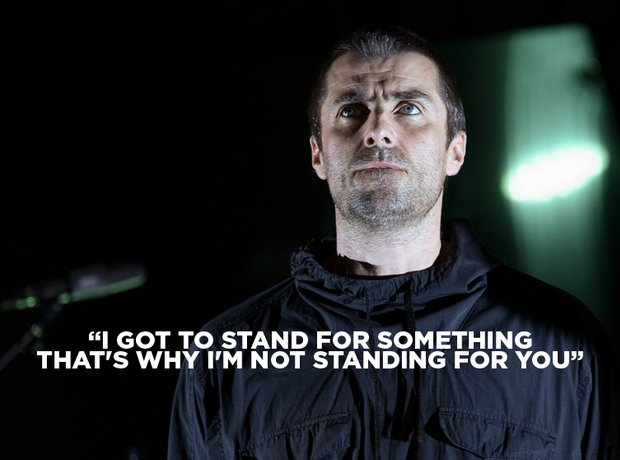Liam Gallagher - You Better Run