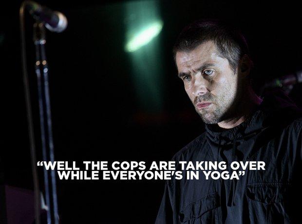 Liam Gallagher - Chinatown
