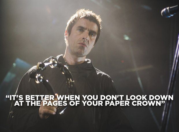 Liam Gallagher - Paper Crown