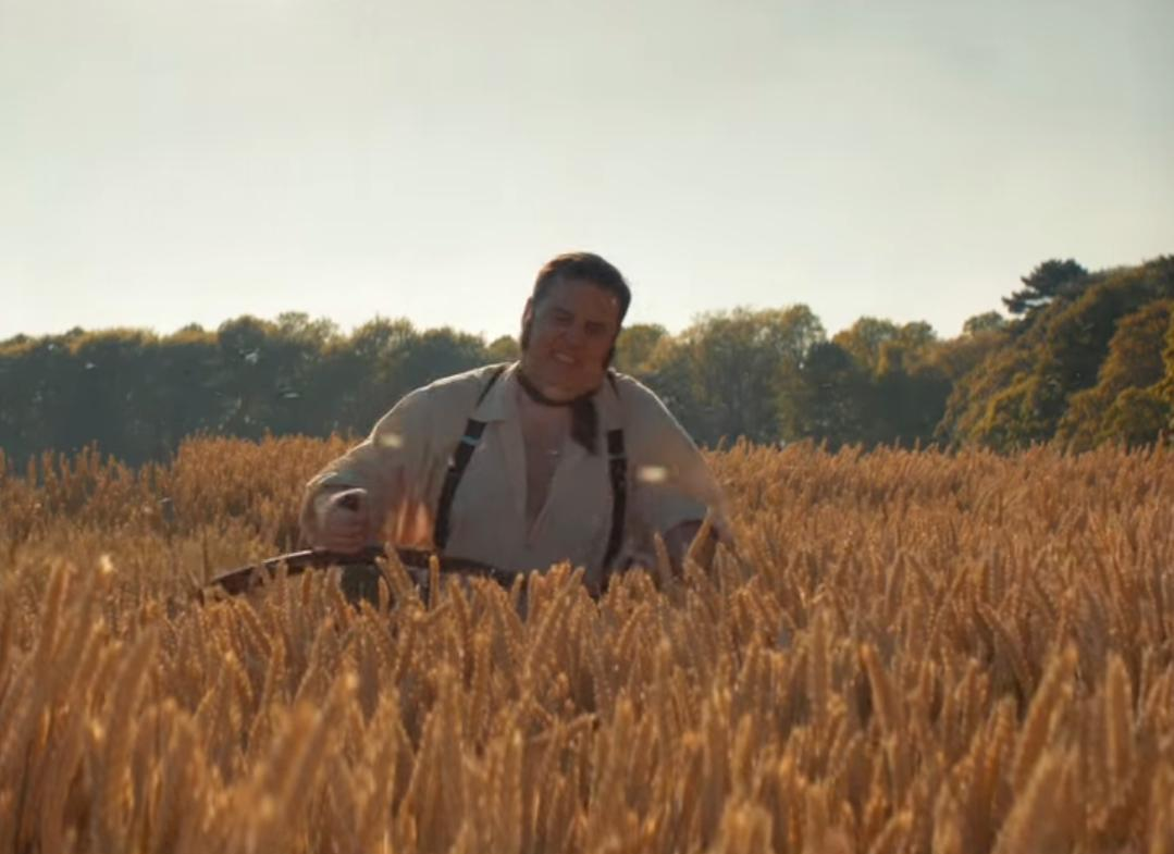 Peter Kay in new Warburtons Advert