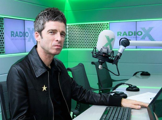 Noel Gallagher Live On Radio X November 23 2017