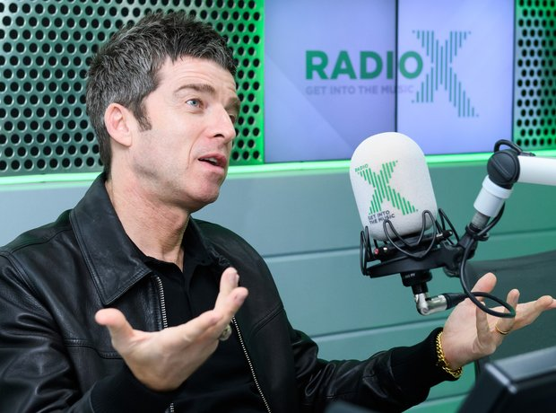 Noel Gallagher Live On Radio X November 23 2017