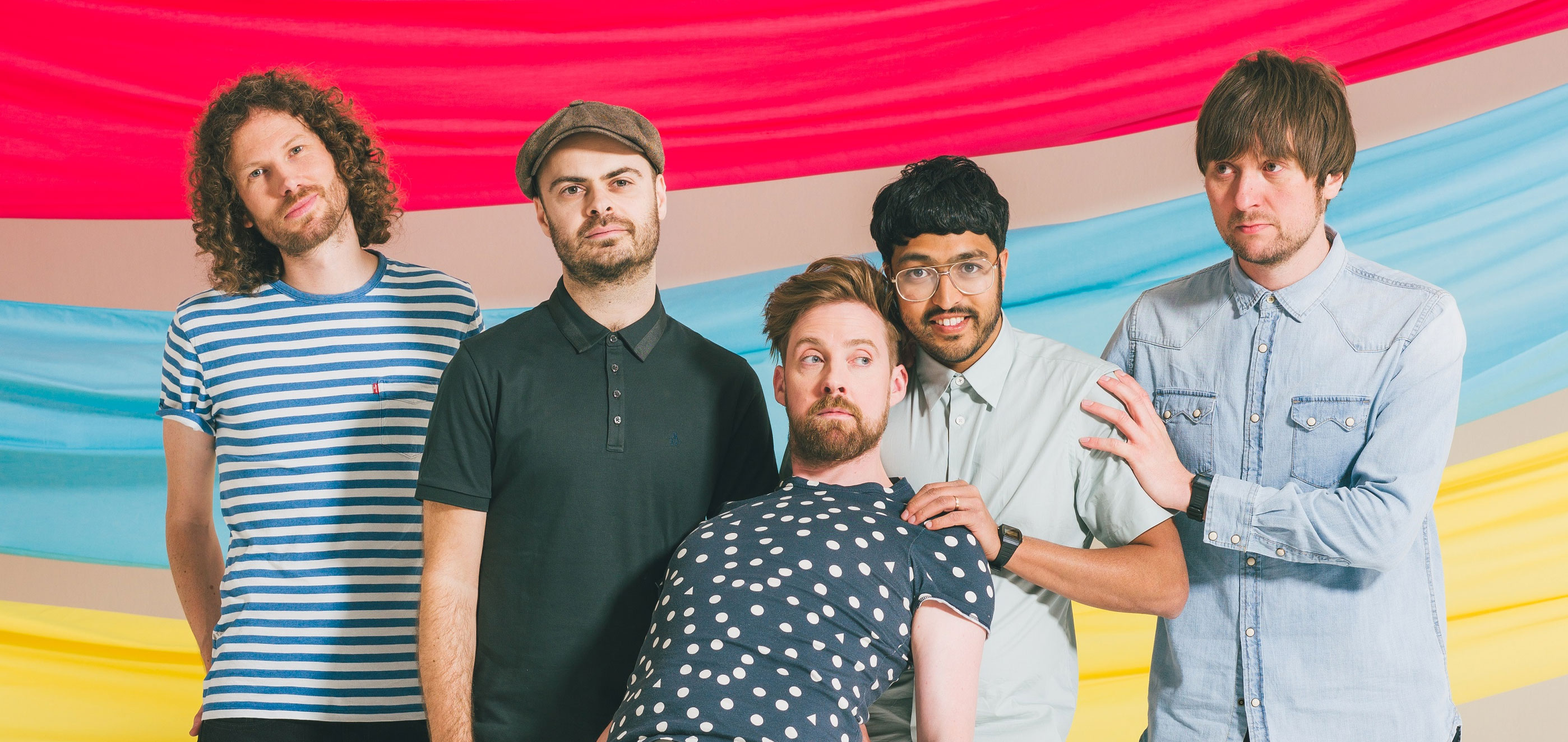 Kaiser Chiefs 2016 press cropped