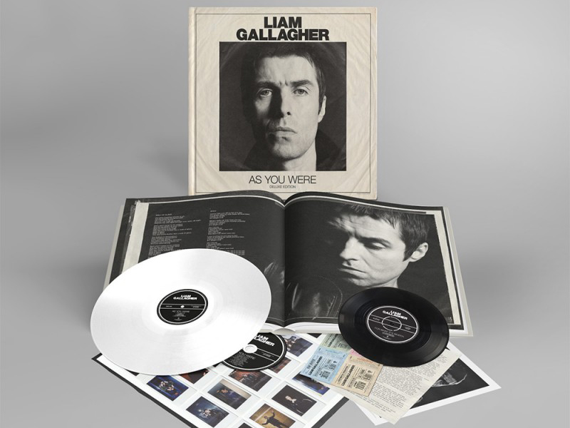 Liam Gallagher - As You Were Box Set