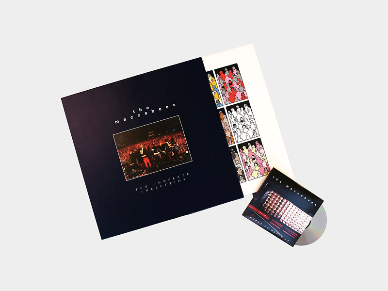 The Maccabees - Complete Collection