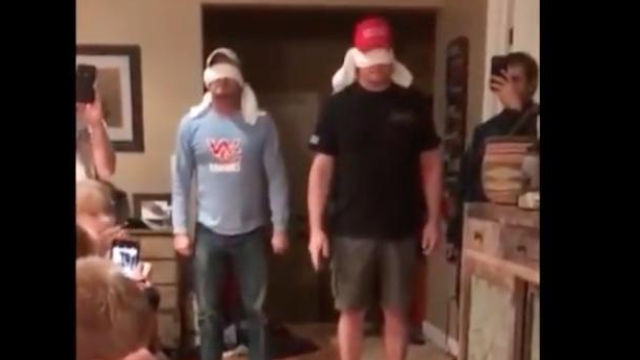 Watch This Family Take Christmas Games To A Whole New -4976