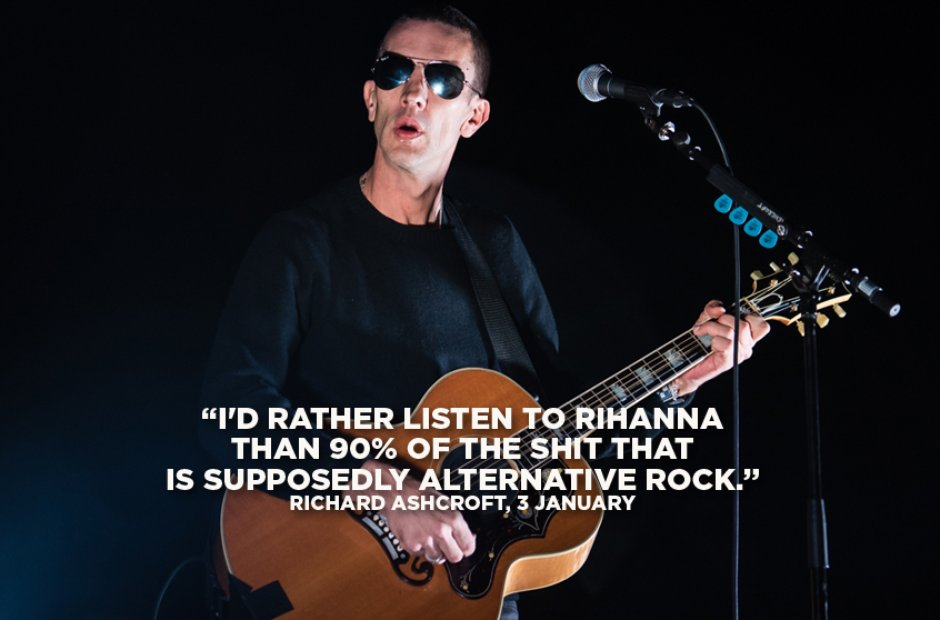 Richard Ashcroft 2017