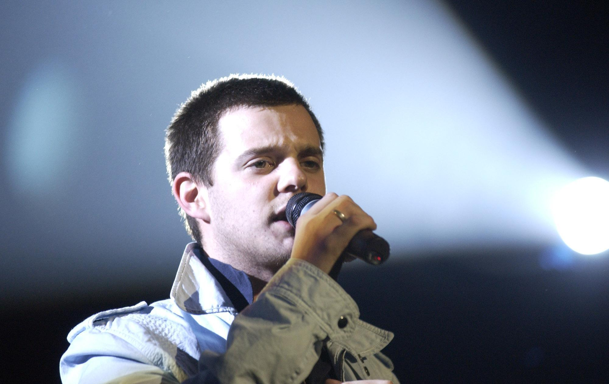 Mike Skinner The Streets 2004