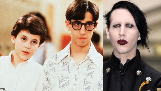 what tv show did marilyn manson play in