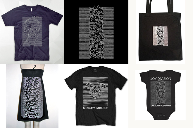 Unknown Pleasures Designs