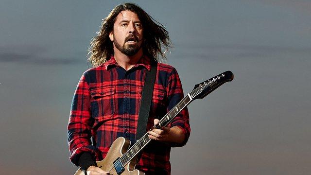 Chords for Foo Fighters - Kids in America - chordu.com