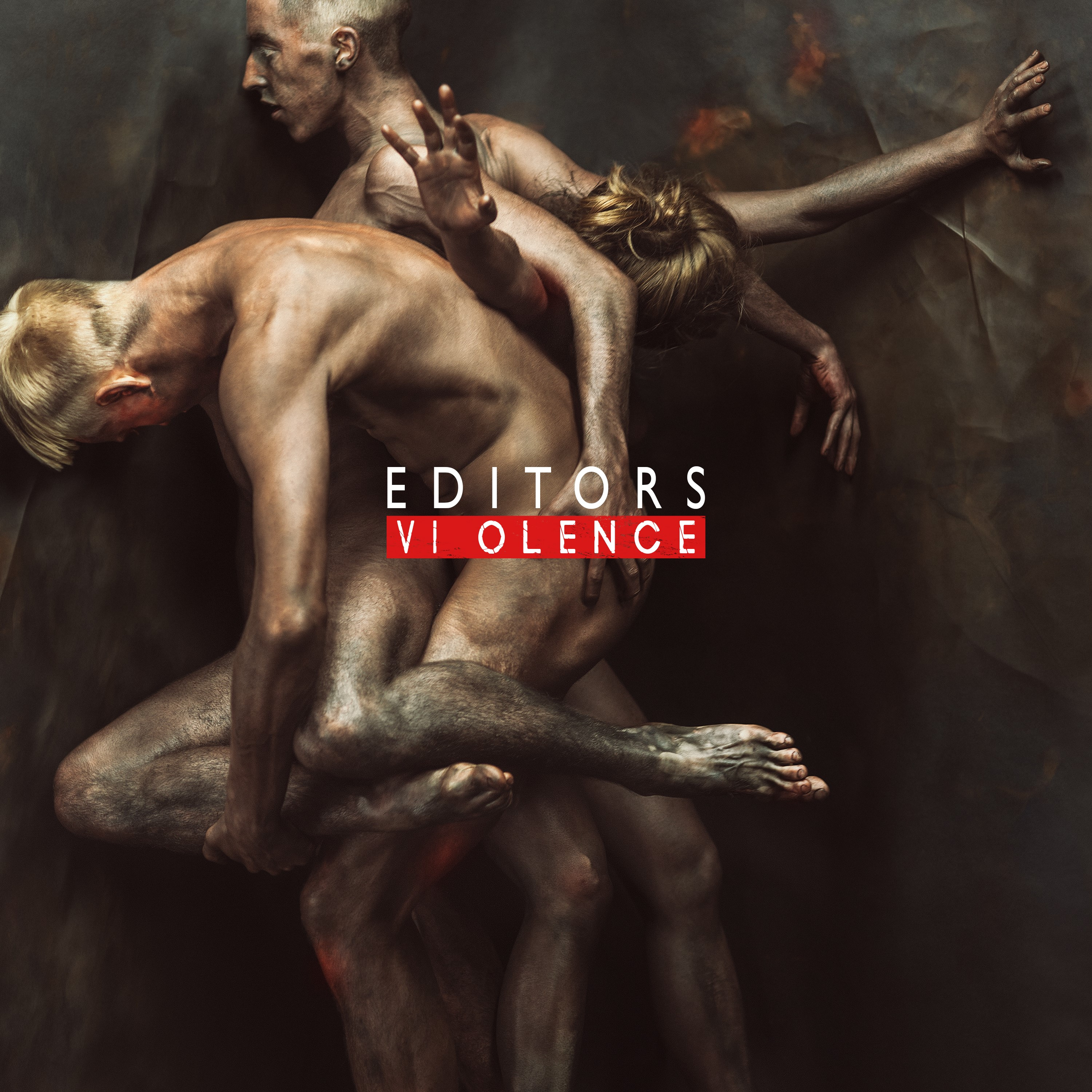 Editors - Violence sleeve