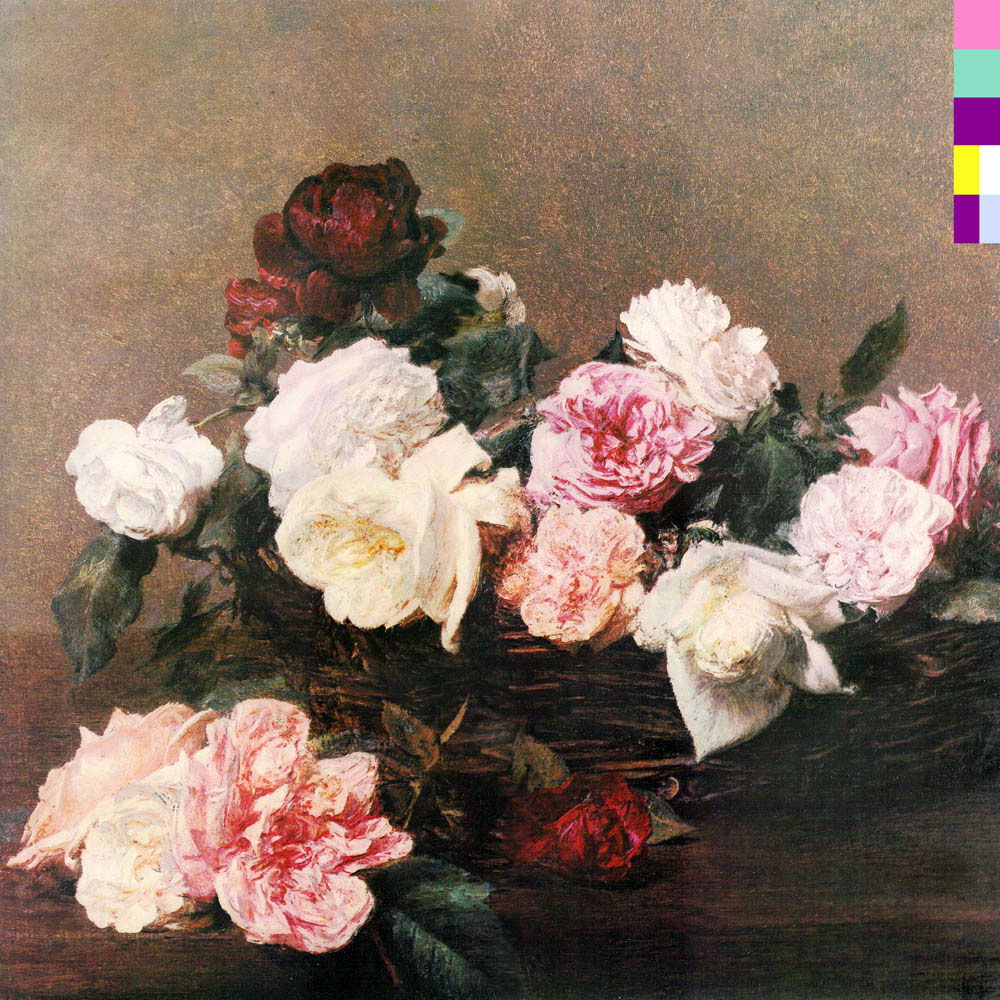 New Order - Power Corruption And Lies Front Cover
