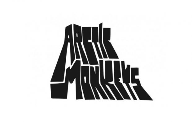 Arctic Monkeys Favourite Worst Nightmare font