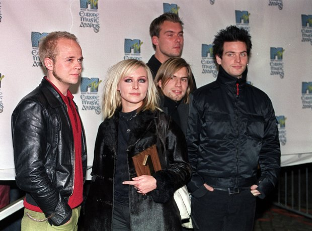 The Cardigans 1999