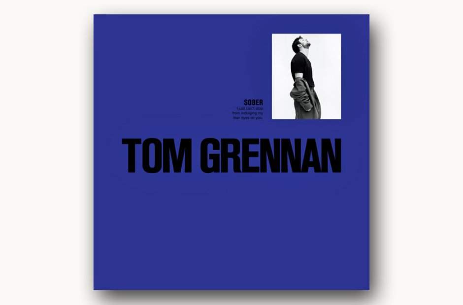 Tom Grennan Sober sleeve