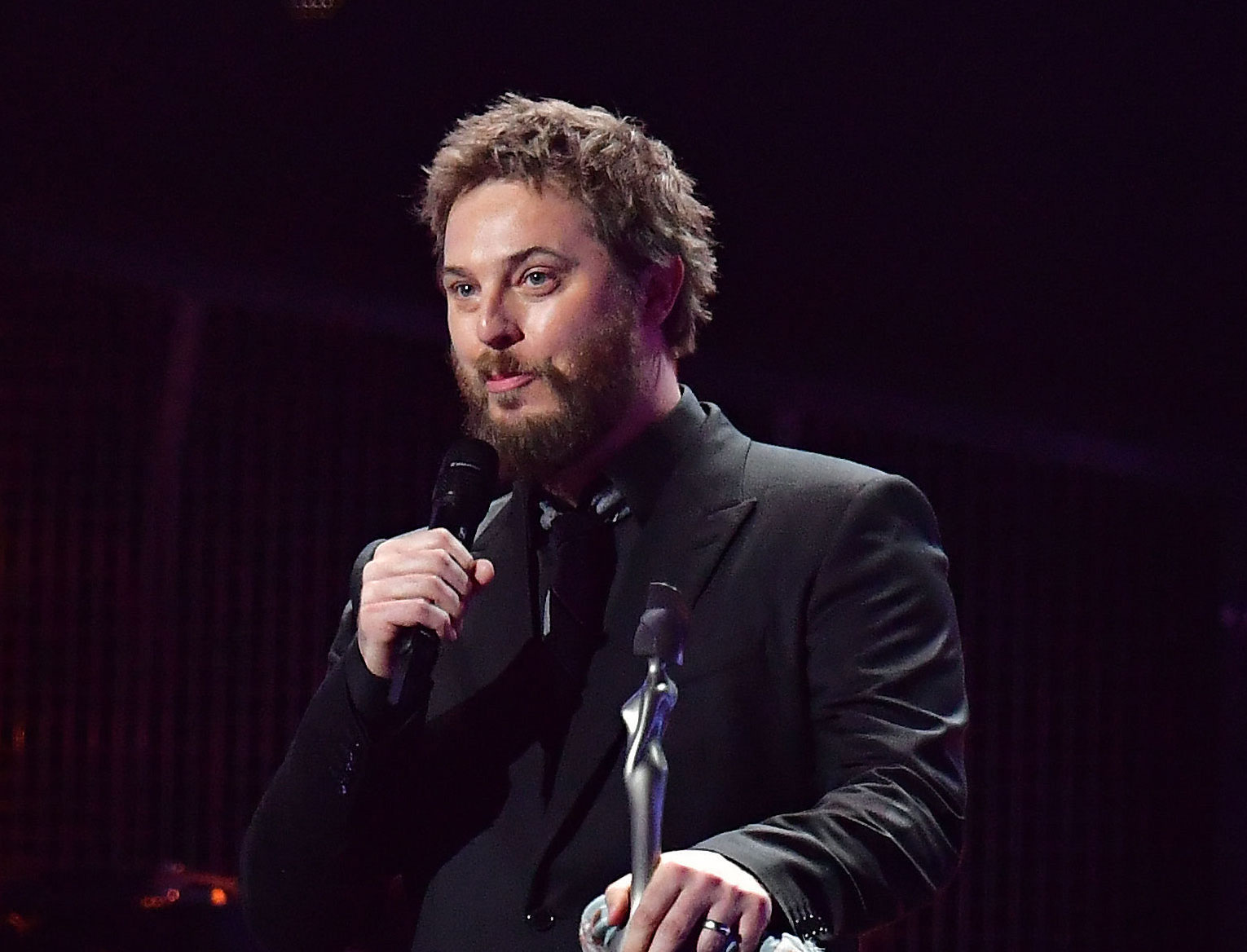 Duncan Jones at The BRIT Awards 2017