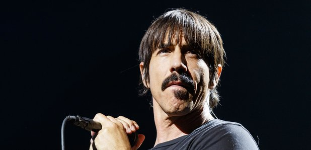 771d51f352c2 Red Hot Chili Peppers Anthony Kiedis 2017