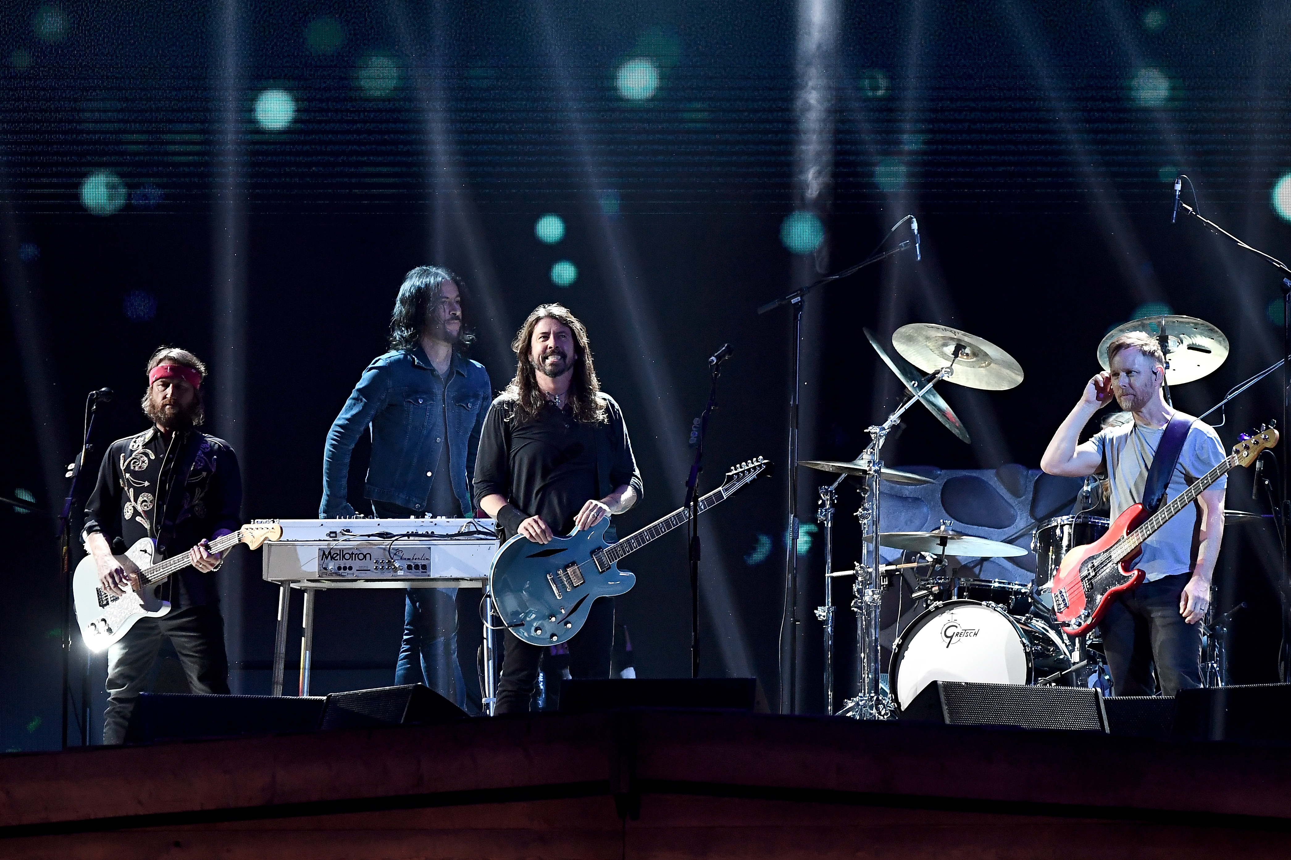Foo Fighters Live BRIT Awards 2018