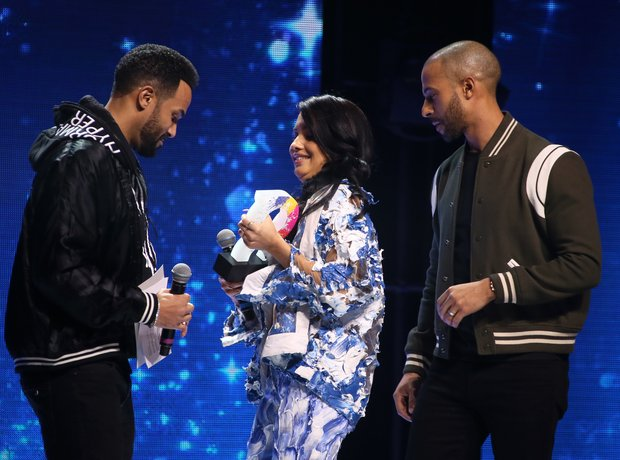 Craig David, Mabel & Marvin Humes Global Awards 20