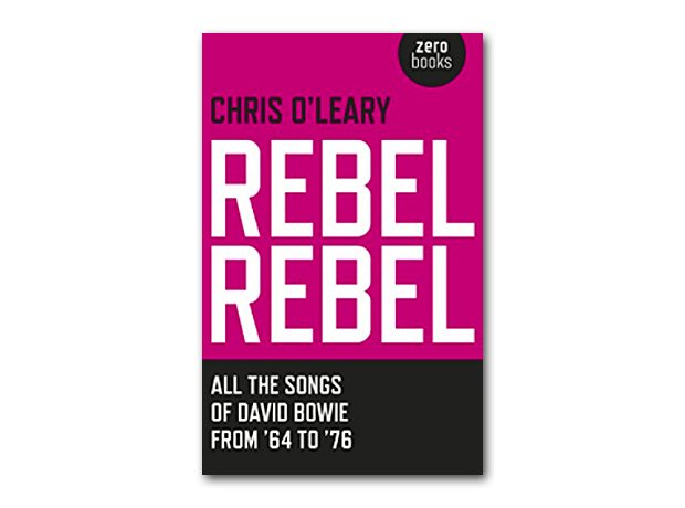 Rebel Rebel book by Chris O'Leary
