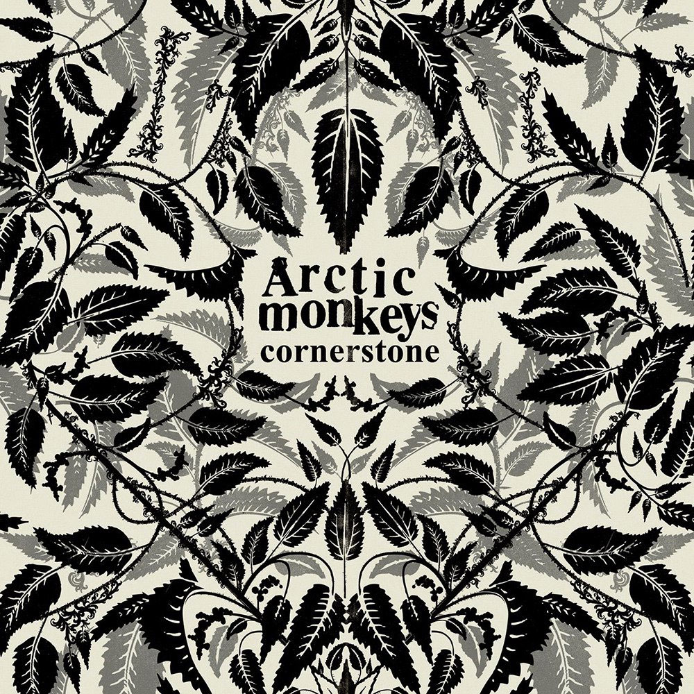 Arctic Monkeys Cornerstone artwork
