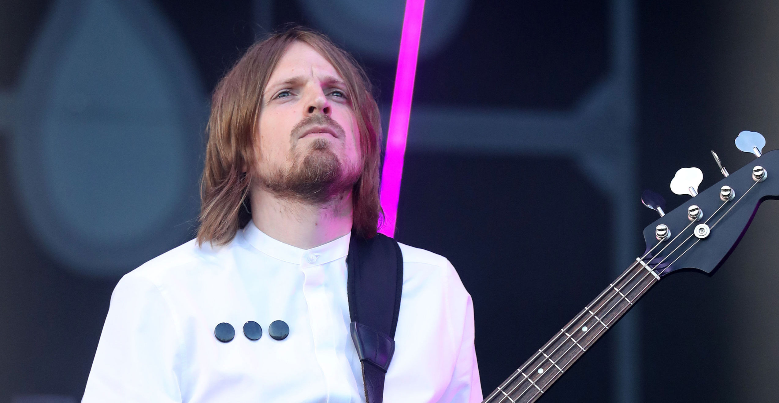 Kasabian Fans Finally Set For Marriage Thanks To Bassist
