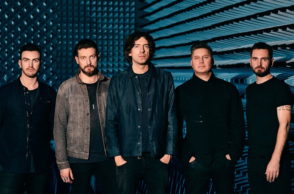 Snow Patrol Press 2018